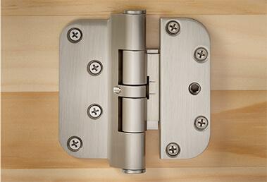 Adjustable 4x3 5/8 Hinges